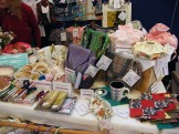 Dot's Stall at the Deal Artisan's Fair April 19th